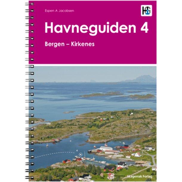 Norsk Havneguiden 4 Bergen-Kirkenes