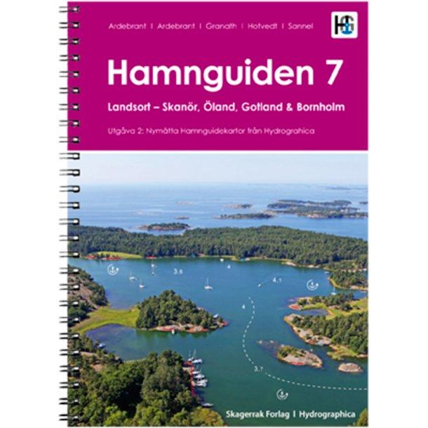 Norsk Havneguiden 7 Söderköping-Skanör..