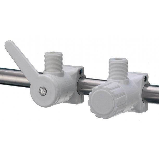 Antenne beslag f/pulpitmontering skrue