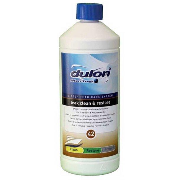Dulon Teak Cleaner & Restore 1000 ml.