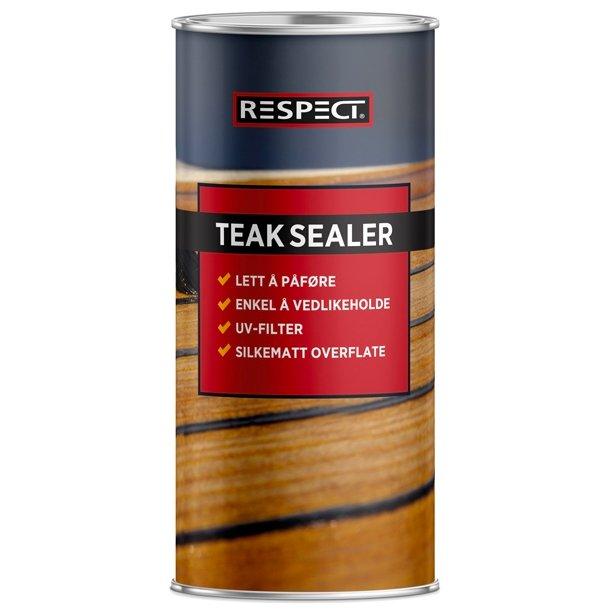 RESPEKT Teak Sealer 0.5 ltr