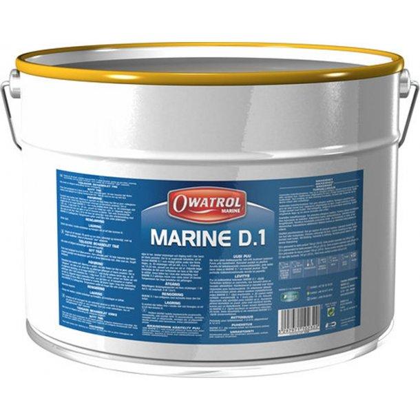 Owatrol D1 olie 2,5 ltr.