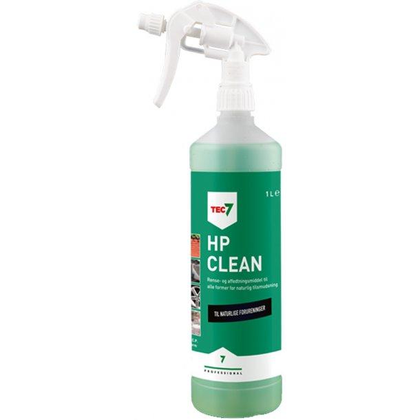 HP7 rengøring/affedtning 1 ltr.