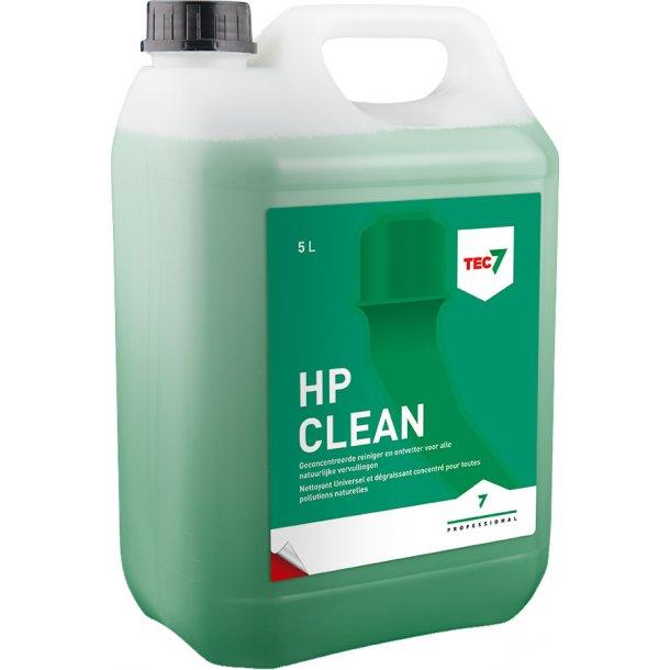 HP7 rengøring/affedtning 5 ltr.