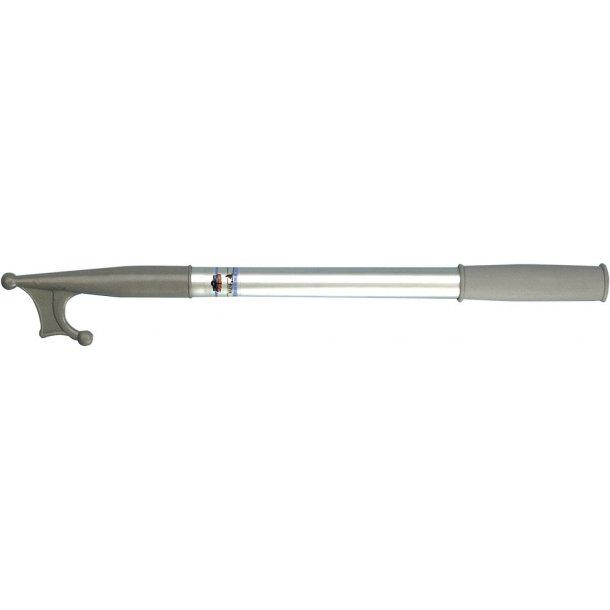 Bådshage fast Ø 25mm 130cm aluminium