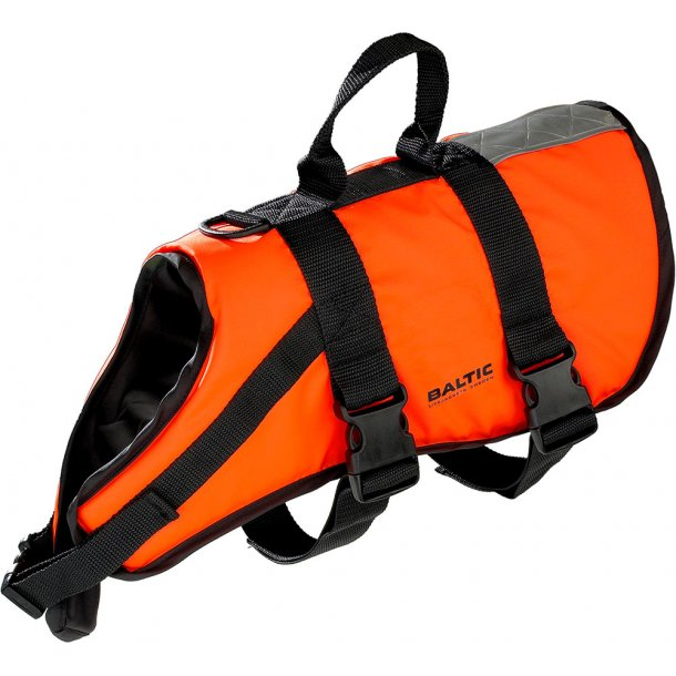 Hundevest Baltic orange S (3-8Kg)