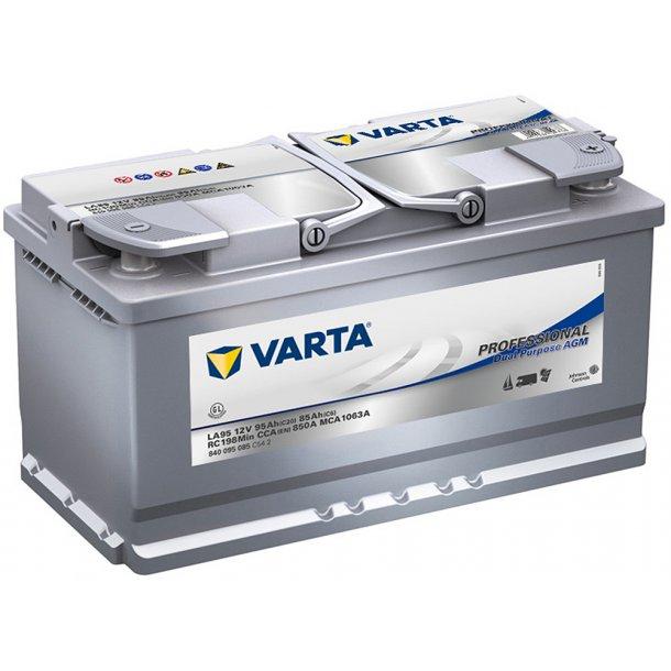 Batteri AGM VARTA 95Ah