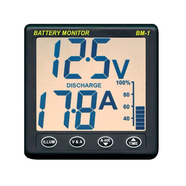 Clipper batteri monitor BM-1