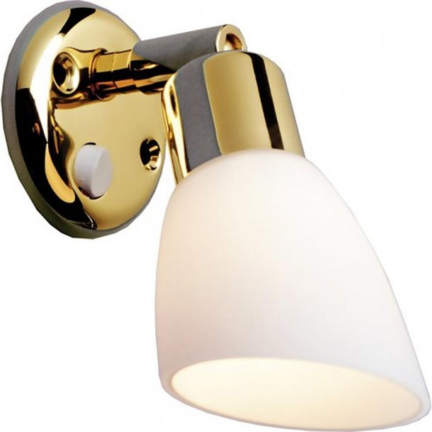 Frilight lampe OPAL 2 Guld