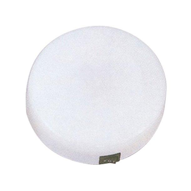 Kahytslampe plast 1 rød/2hvid