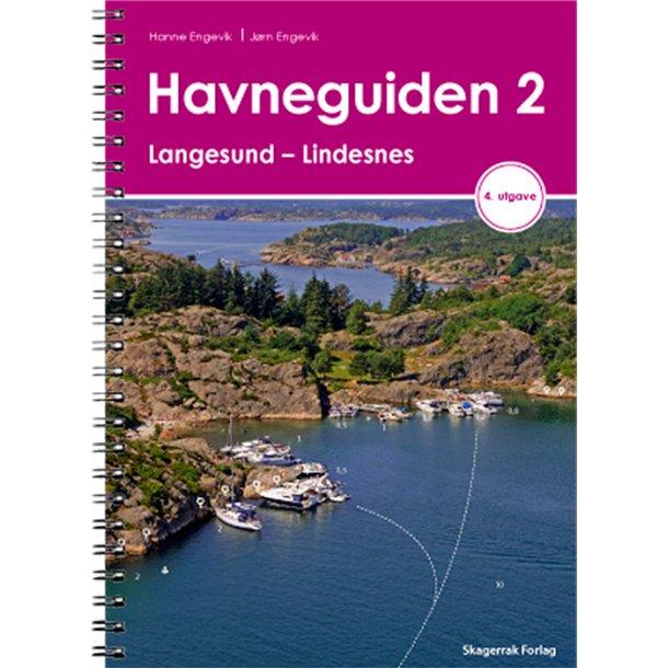 Norsk Havneguiden 2 Langesund-Lindesnes