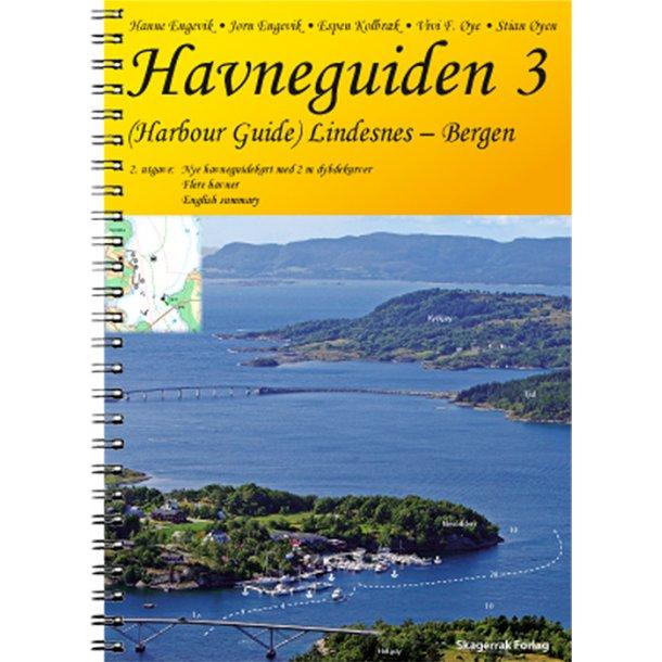 Norsk Havneguiden 3 Lindesnes-Bergen