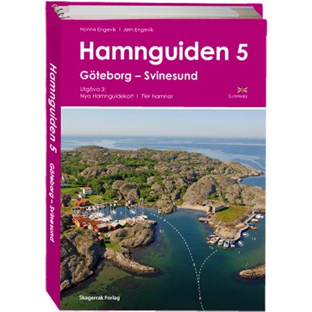 Norsk Havneguiden 5 Göteborg-Svinesund