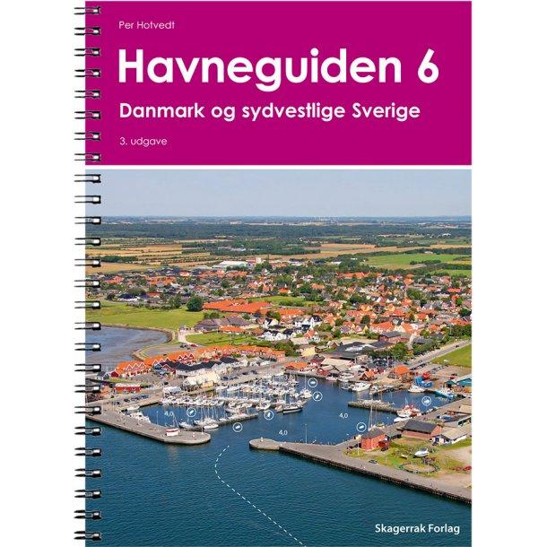 Norsk Havneguiden 6 Danmark-Sverige SV