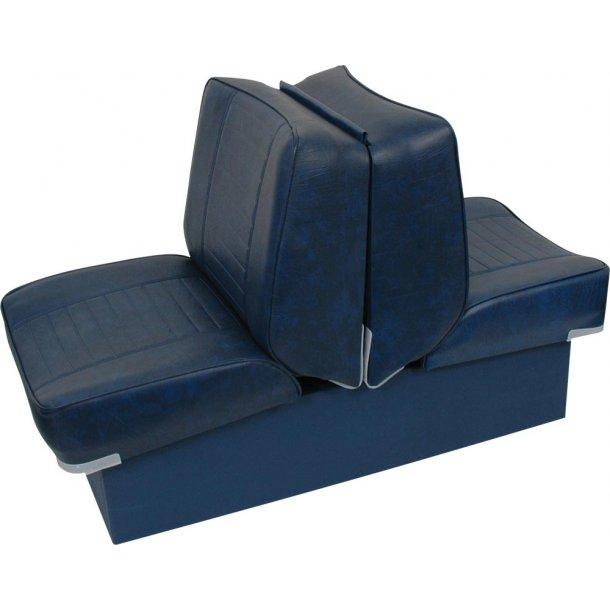 Lounge sæde USA Marineblå
