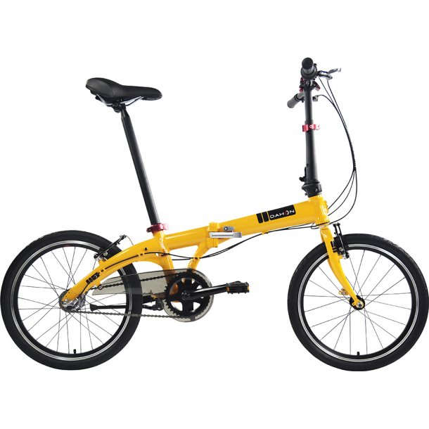 DAHON Vybe i3 20'' cykel farve Mango