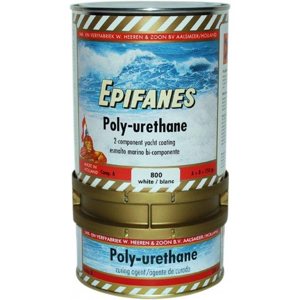 Epifanes Polyurethane klar lak 3 ltr.