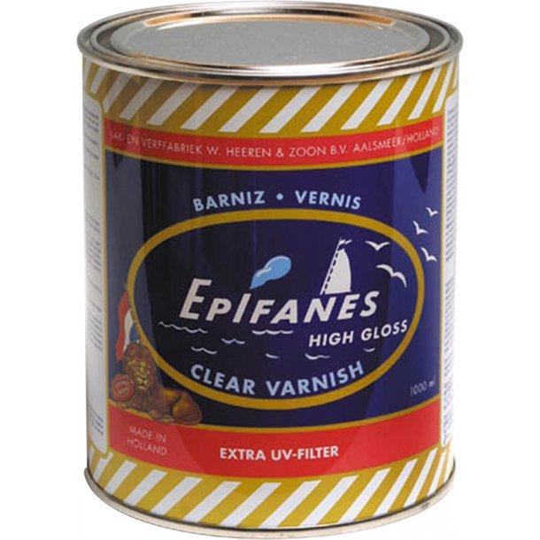 Epifanes bådlak klar 0.250 ltr.