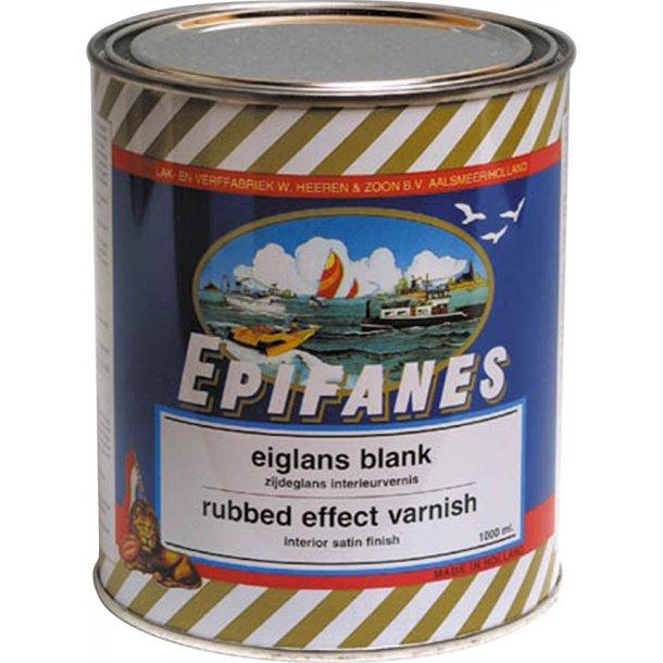 Epifanes bådlak mat 1 ltr.