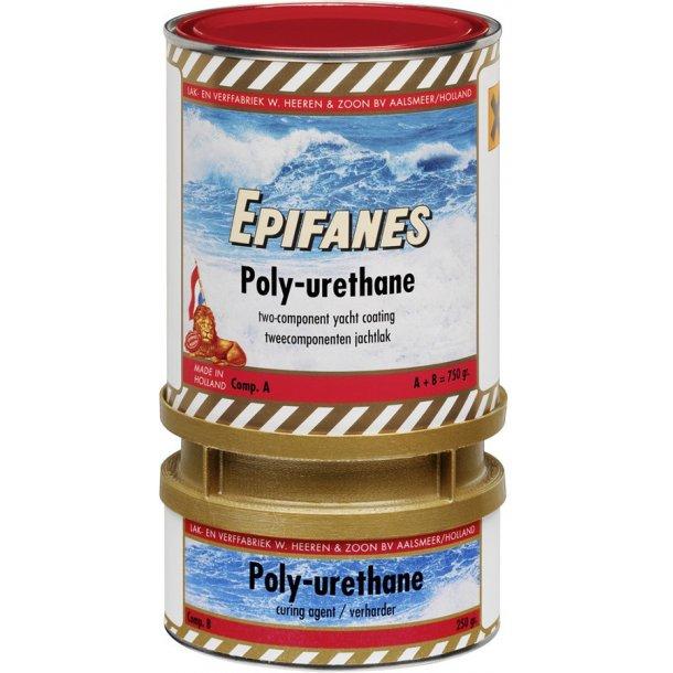 Epifanes Polyurethane M.grå 750ml