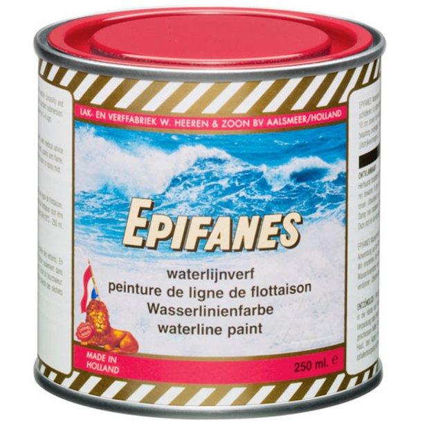 Epifanes Vandlinie emalje 250ml M.Blå