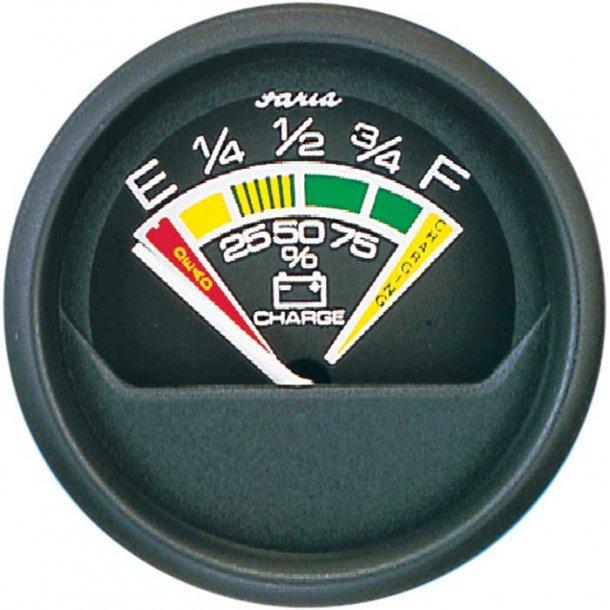 Faria batterimåler 12V chesapeak