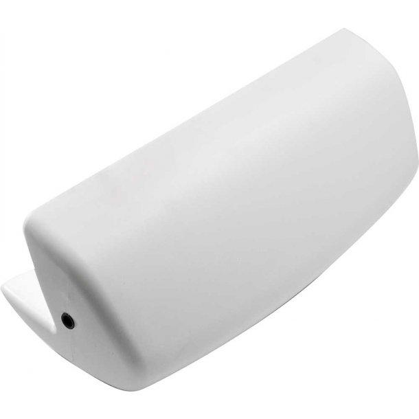 Hækfender MATCH 60 hvid