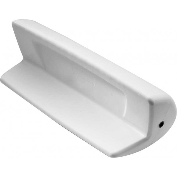 Hækfender MATCH 80 hvid