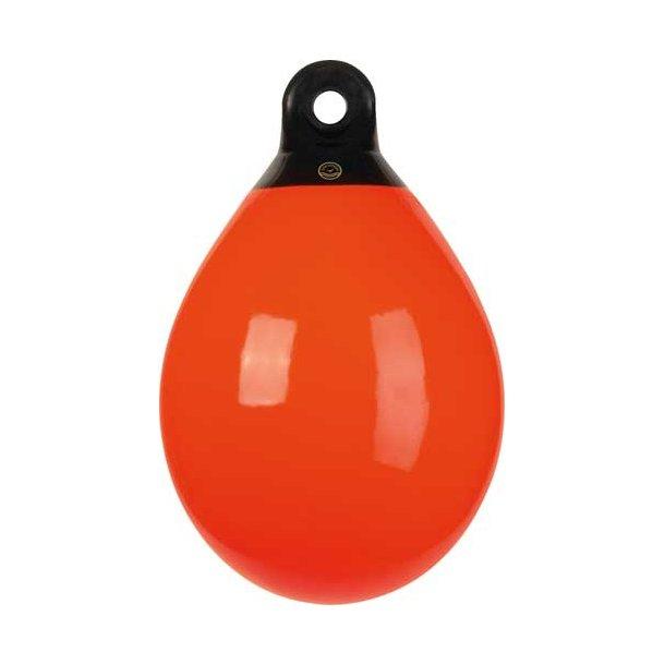 Kuglefender - Garnblåser B40 rød