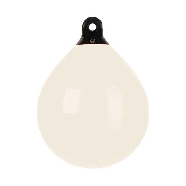 Kuglefender - Garnblåser B60 hvid