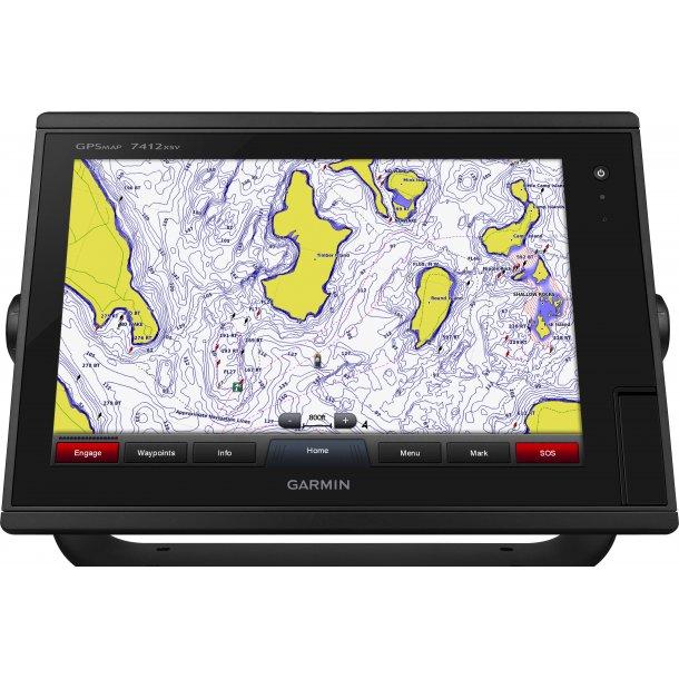 Garmin GPSMAP 7412xvs u/tr