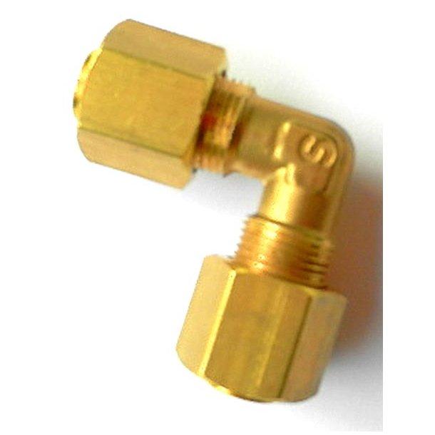 Gas Vinkelkobling Ø8mm