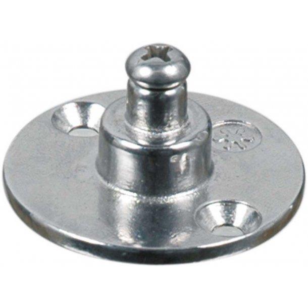 Beslag RFm/gevind øje 6mm cylinder øje