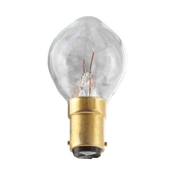 Kutterlampe B15 12v 15W