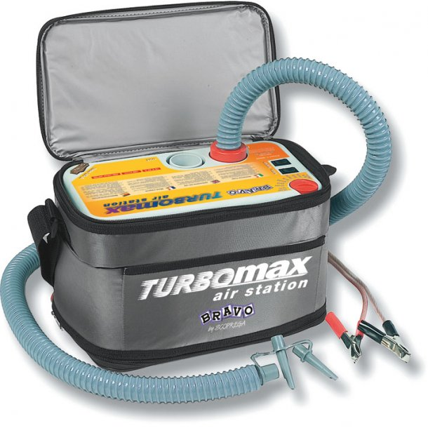 Luftpumpe Turbo Max 12V