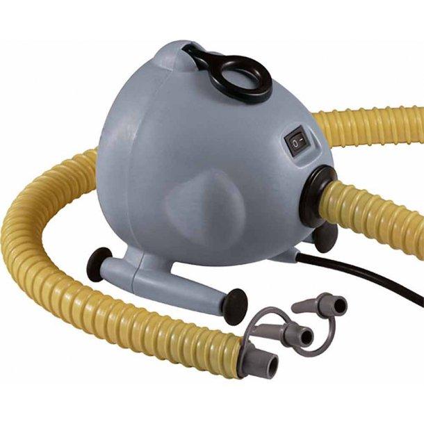 Elektrisk pumpe m/sandfilter