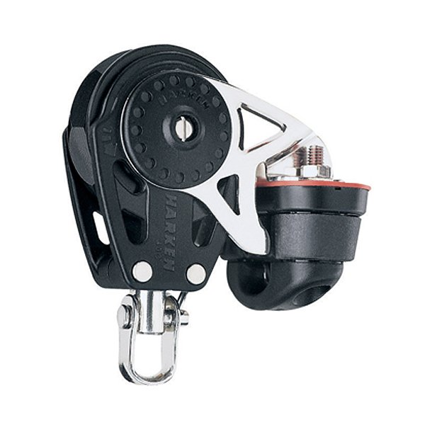 Harken Carbo Ratchet 40mm enkelt m/cam