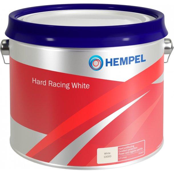 Hard Racing White 10000 2.5 ltr.