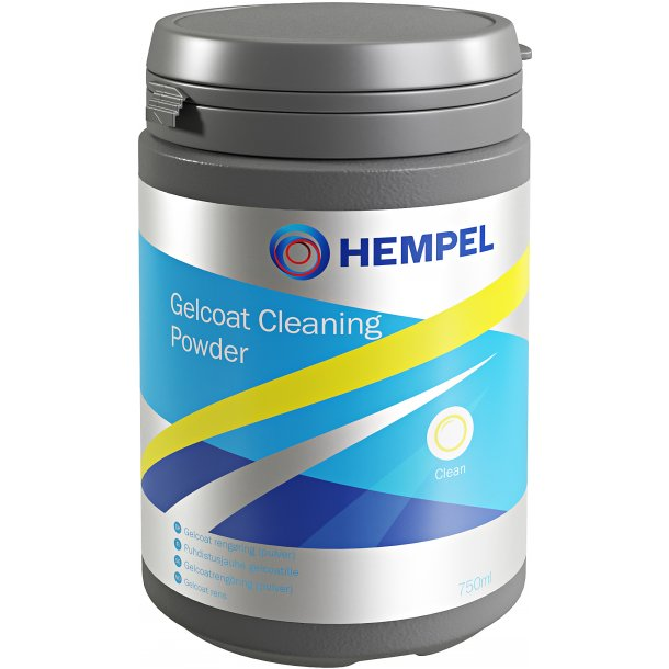 Gelcoat Cleaning powder 0.75 ltr.