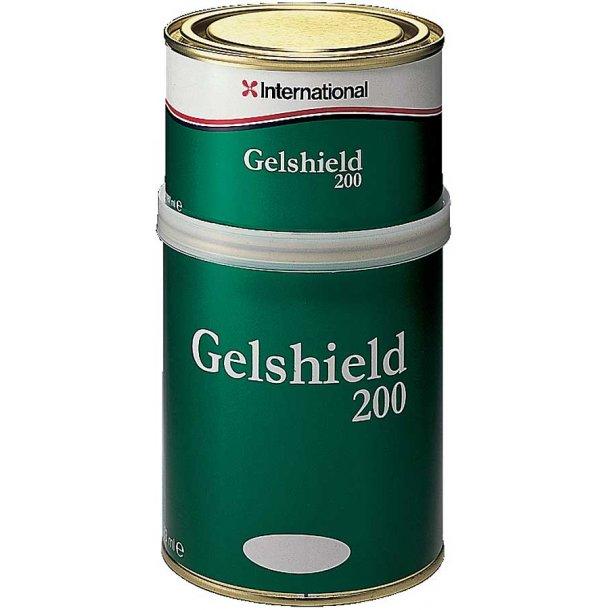 Gelshield 200 grå 2.5 ltr.
