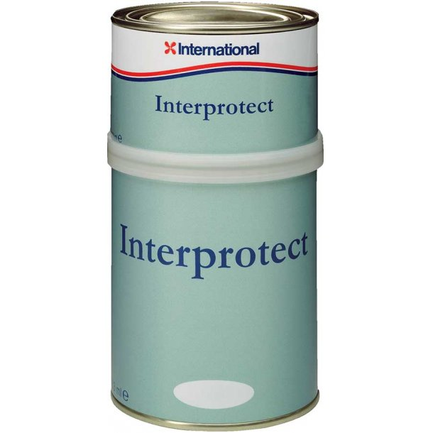 Interprotect white 2.50 ltr.