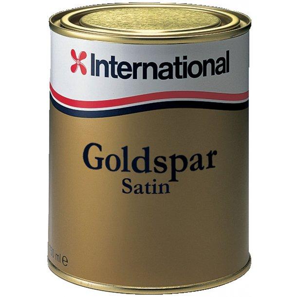 Lak Goldspar Satin 375ml