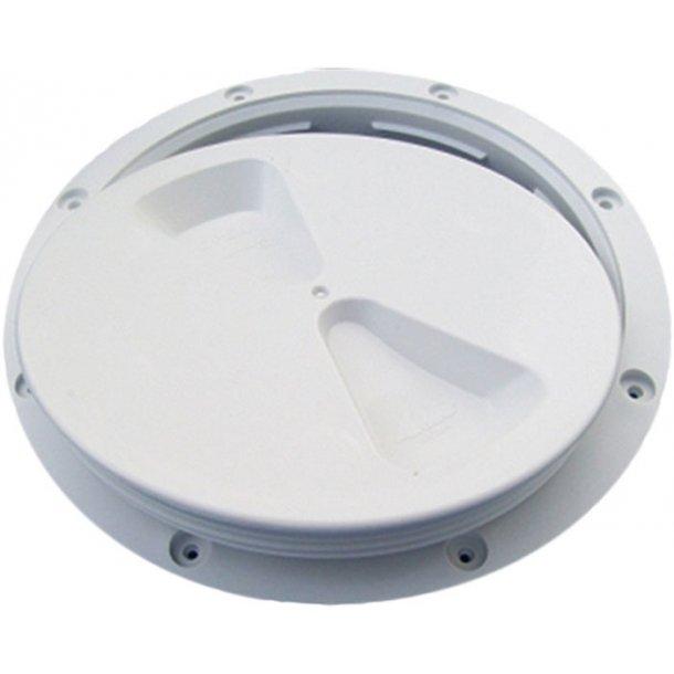 RWO inspektionsluge hvid 200mm