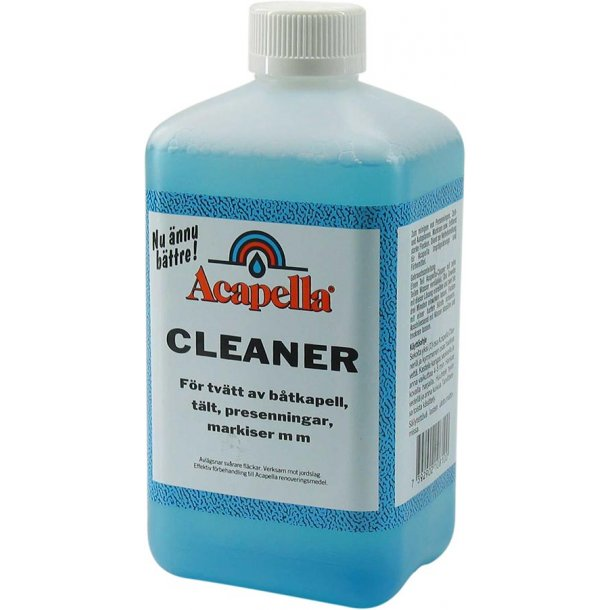 Acapella cleaner 1 ltr.
