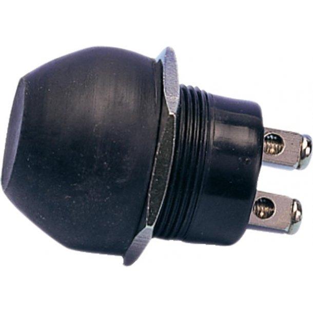 Trykkontakt ø22/l 23mm m/kappe