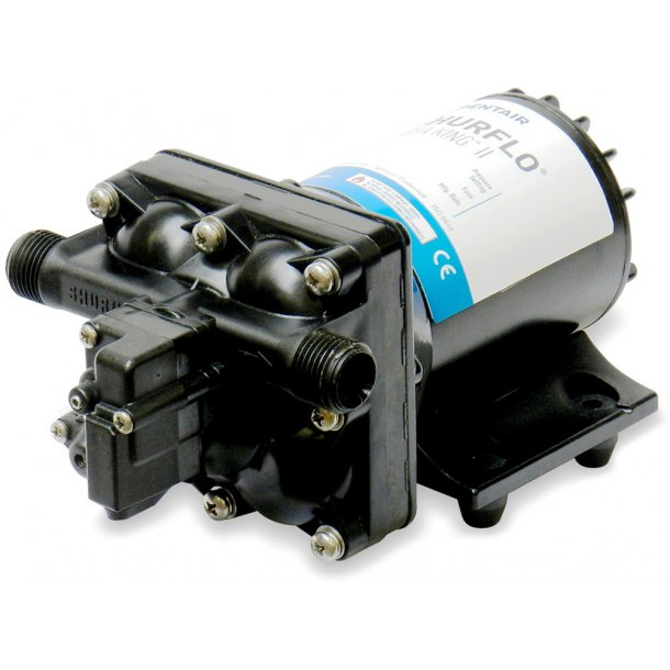 SHURflo pumpe 24V 18.9 L/min.