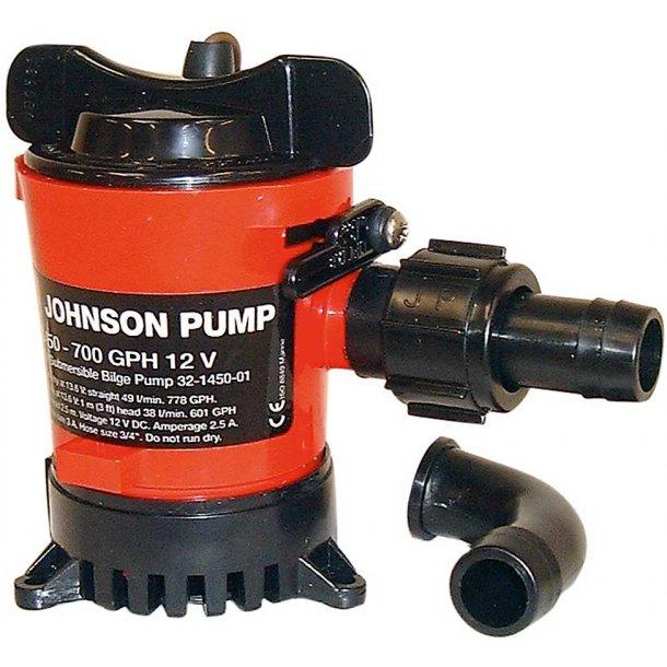 Lænsepumpe Johnson L450 12V