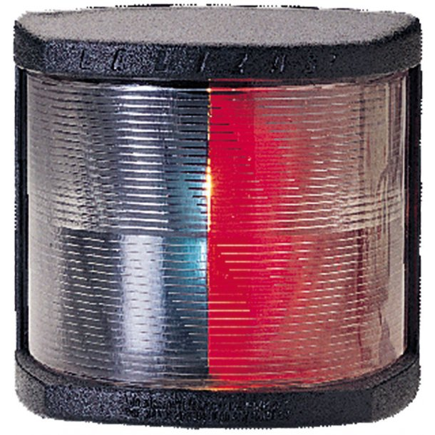 Lanterne LZ 2-farvet sort hus 12m