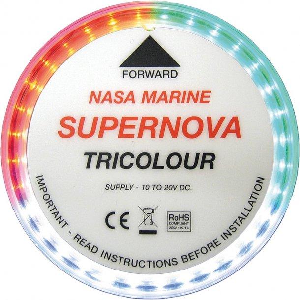 Lanterne Supermova LED 3-color