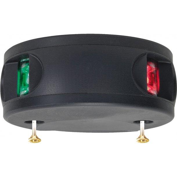 Lanterne Aqua-34 LED stb/bb sort